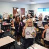 South Brunswick Charter School Students Celebrate New School Year with New Supplies