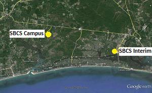 South Brunswick Charter Locations