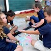 BRUNSWICK BEACON: South Brunswick Charter students enjoy first week on new campus