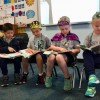 South Brunswick Charter School Kindergarteners Celebrate Learning to Read